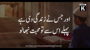 Amazing Urdu Quotes | Best Collections Of Urdu Quotes | Hindi Quotes | Knowledge World