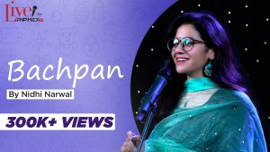 """""""Bachpan"""" – By Nidhi Narwal   Children's Day Poetry   Live By FNP Media"""