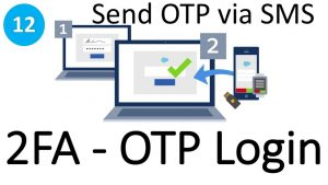 2FA – OTP Login in Laravel | Send SMS with real OTP #1