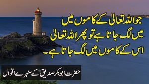 Best Quotes Collections Of Hazrat Abu Bakar Siddique (R.A) In Urdu | Islamic Quotes In Urdu/Hindi