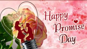 Happy promise day WhatsApp status|promise day status|happy promise day shayari