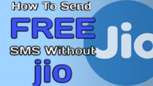 How To Send Free SMS/Messages Without Jio Sim [ Non Jio Users Must Watch ]