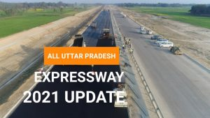 Latest status of UP Expressways,Purvanchal expressway,Bundelkhand expressway,Ganga expressway & more