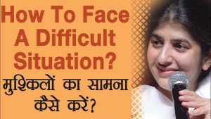 How To Face A Difficult Situation?: Ep 34: BK Shivani (Hindi)